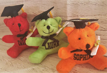 Load image into Gallery viewer, Personalized Graduation Bear Plush - Cutesy Baby Boutique