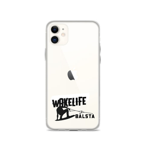 Wakelife Bålsta iPhone Case