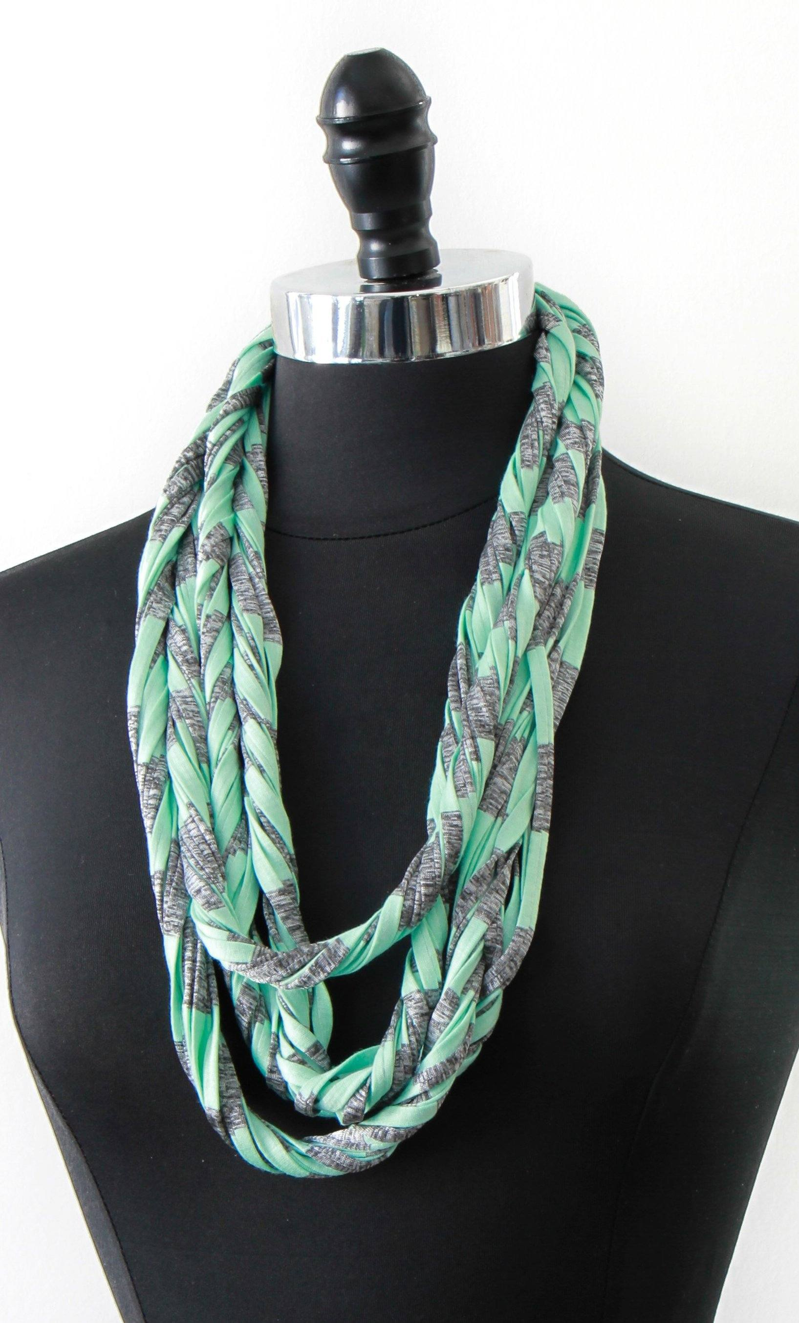 infinity mauve turquoise bamboo grey purple store scarf blue