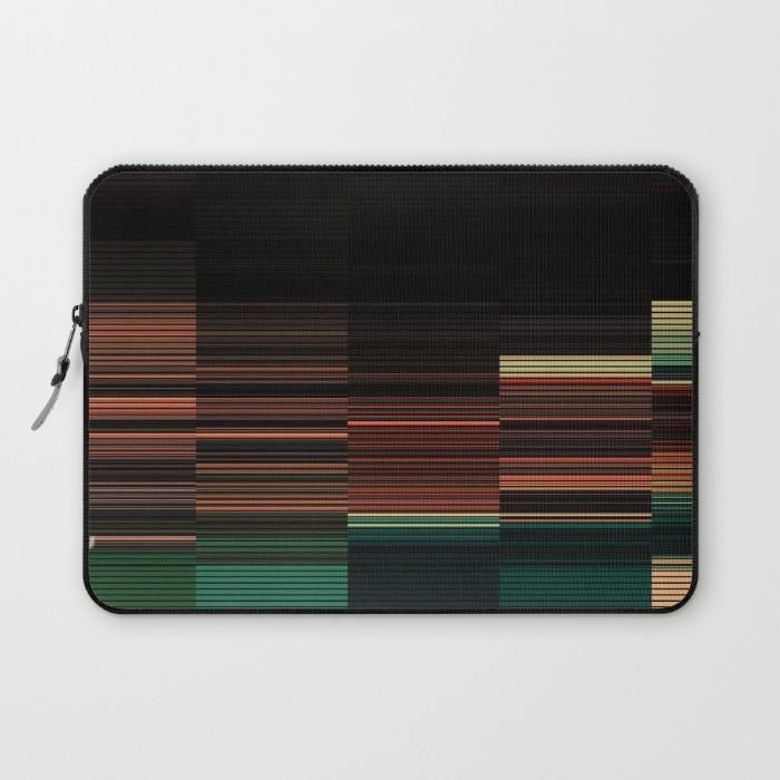 autumn stripes laptop tok
