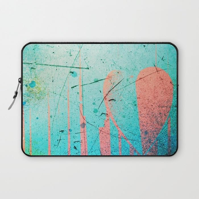 marble love laptop tok