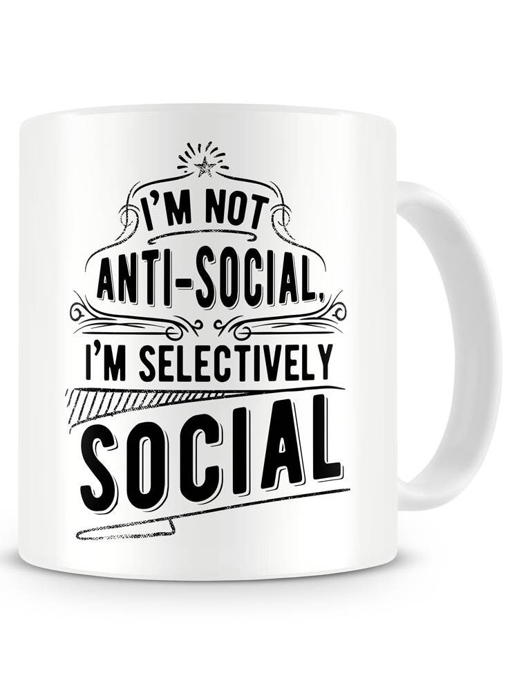 I am not antisocial bögre