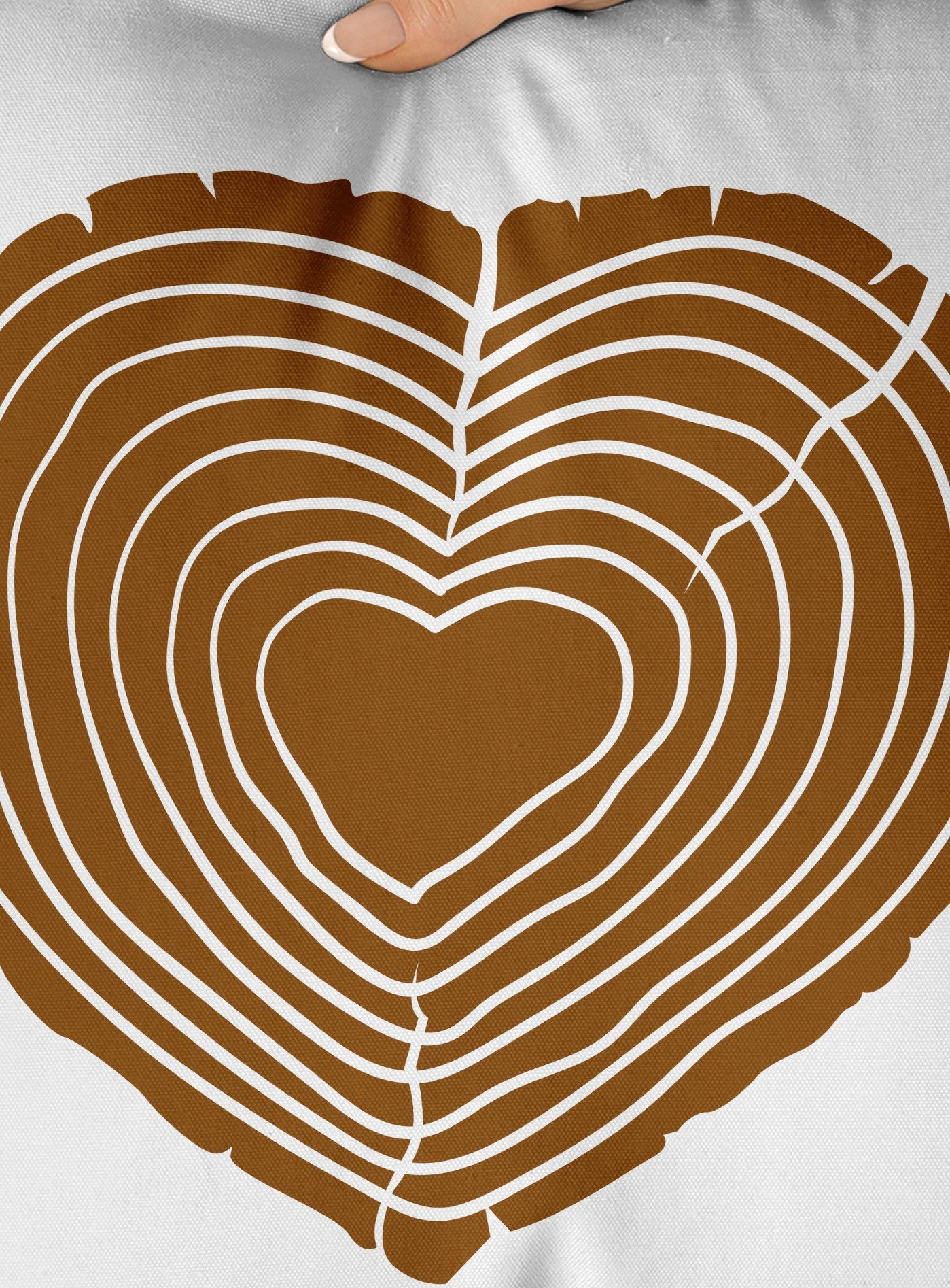 Tree of heart párna