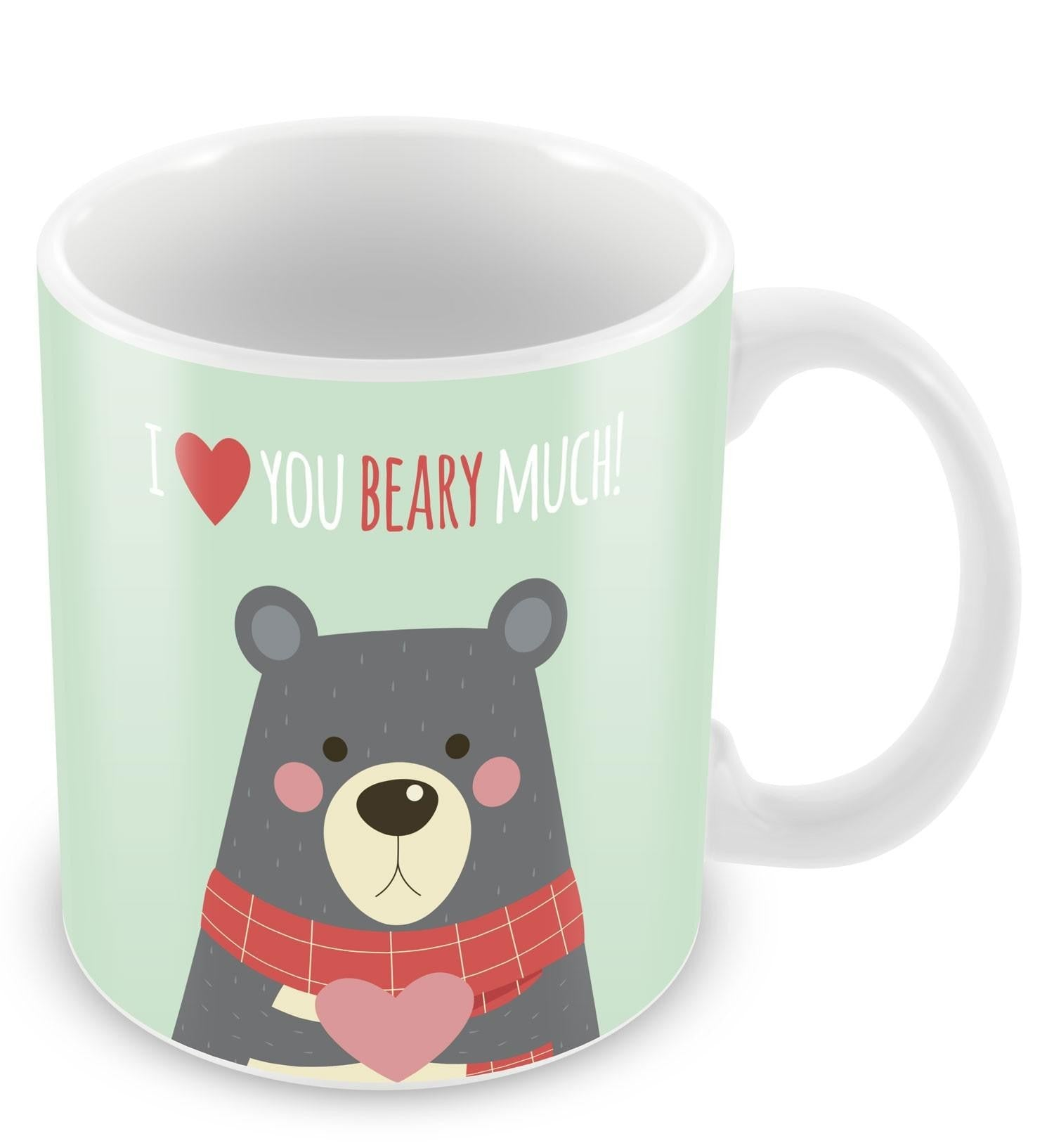 I love you BEARY much bögre