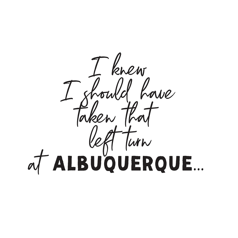 Digital download - Albuquerque