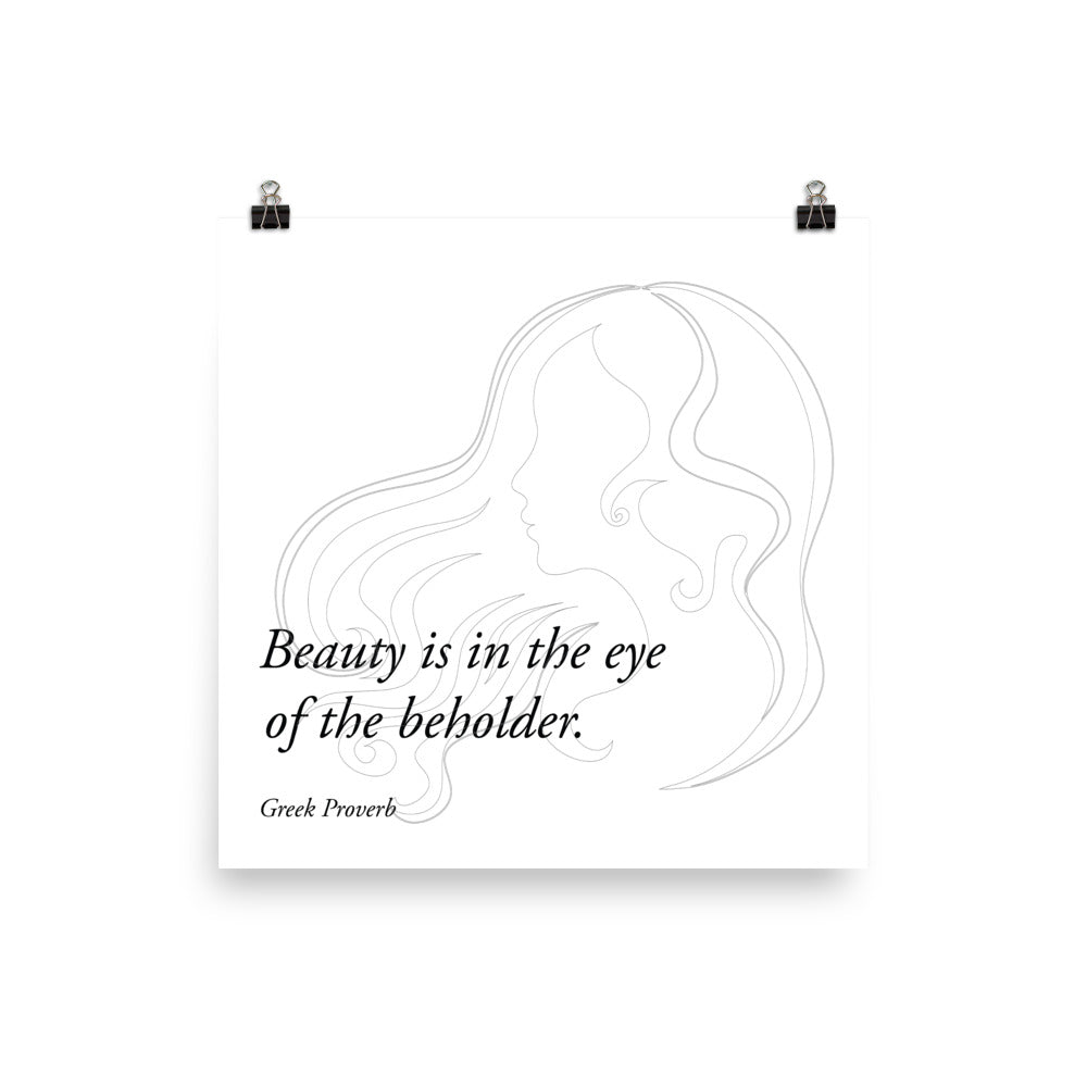 Poster - Image - Beauty