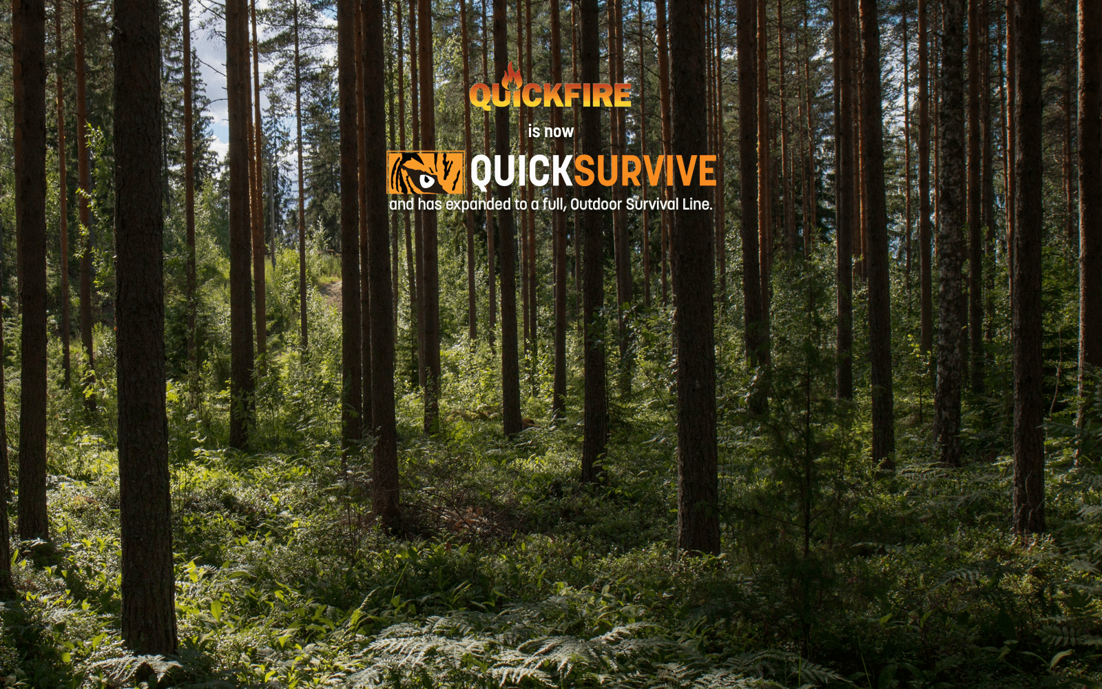 QuickSurvive Fire Starters - Formerly Quick Fire - Best Waterproof Fire Starters for Camping Survival Fires and Fireplaces - The Most Versatile Fire Starters in Outdoors Forest and Camping at Campground Campfire