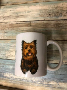 Toto's Army of Patriots with Toto Mug