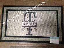 Load image into Gallery viewer, Personalized Door Mat