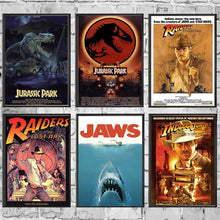 Load image into Gallery viewer, Spielberg Movie Posters