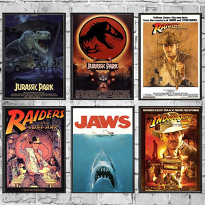 Spielberg Movie Posters