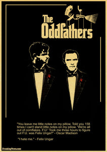 The Godfather Vintage Posters & Prints