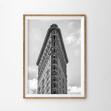 Load image into Gallery viewer, New York City Black White Posters and Prints