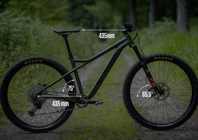 TRAIL BIKE GEOMETRY, WHAT IS IT? by Orbea