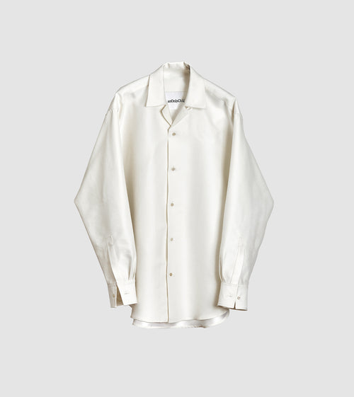 James Silk Shirt unisex