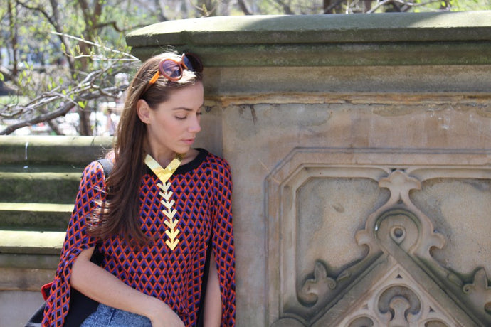 BROKEN COLUMN GOES TO NYC