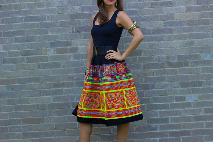 HOW TO STYLIZE: YOUR VIETNAMESE SKIRT