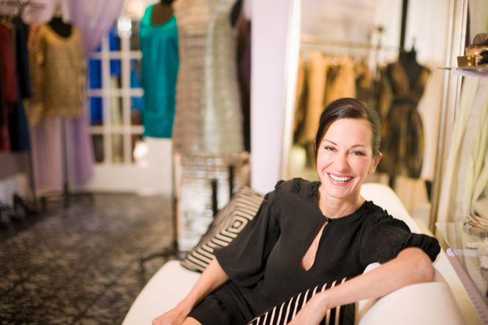 THE FASHION DESIGNER: CYNTHIA ROWLEY