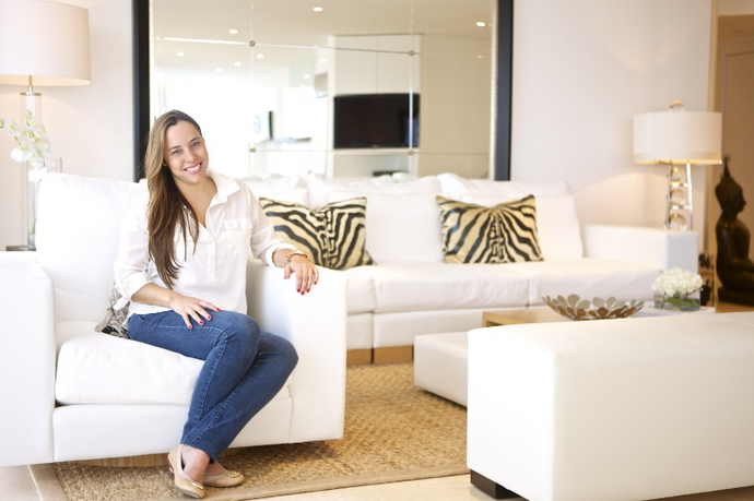 THE INTERIOR DESIGNER: MARCELA VILLALOBOS