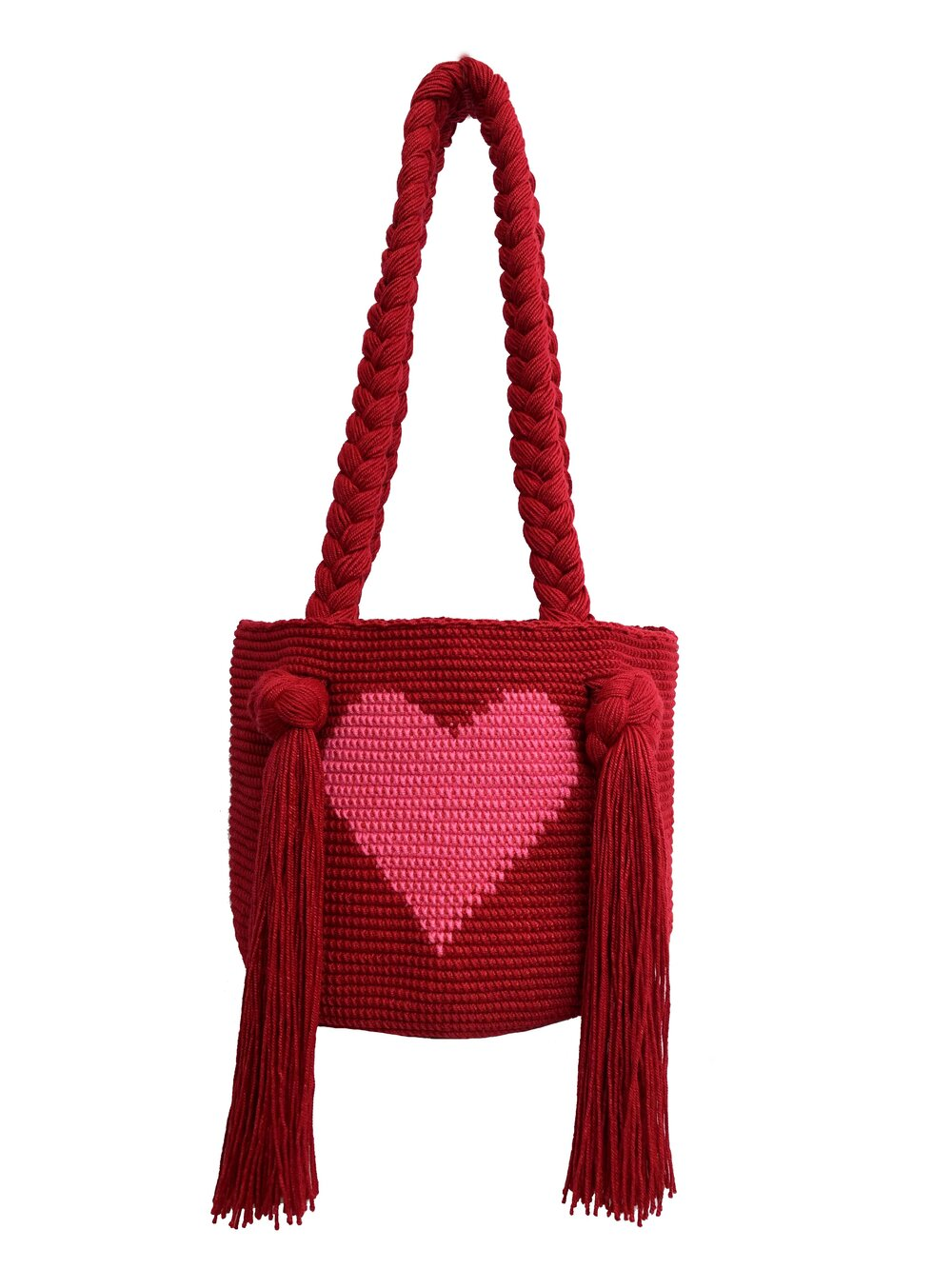 Love Mini Bag (Long Handle) - JETLAGMODE
