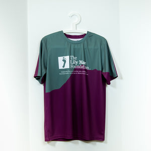 Lily Mae Foundation Branded Sublimated T - Shirt