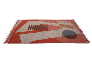 Multi Colour Bosie Rug 1