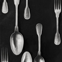 Load image into Gallery viewer, MTG Wallpaper Cutlery Silver WP20248