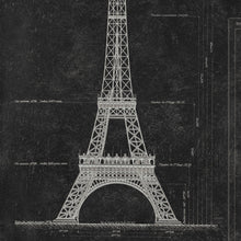 Load image into Gallery viewer, MTG Wallpaper Grand Eiffel Anthracite WP20218