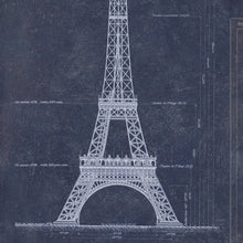 Load image into Gallery viewer, MTG Wallpaper Grand Eiffel Blue WP20219
