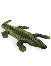Load image into Gallery viewer, Hand Tufted Crocodile Woollen Rug