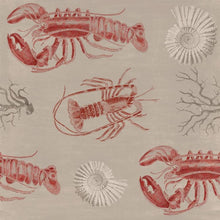 Load image into Gallery viewer, MTG Wallpaper Lobster Taupe WP20013