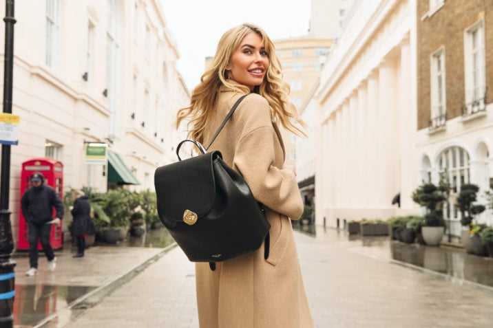 Bella in Black Handbag - New Style from Luella Grey London