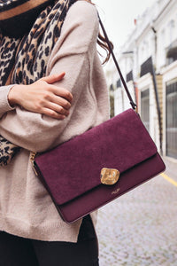 Freya Berry Medium Shoulder Bag