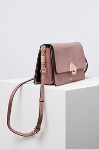 Esme Mink Small Cross Body Bag