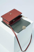 Load image into Gallery viewer, Esme Rust Small Cross Body Bag