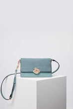 Load image into Gallery viewer, Esme Duck Egg Small Cross Body Bag - STILL AVAILABLE at asos.com (click to read more)