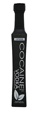 Vodka 'Euphoria' Cocaine