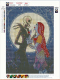 Nightmare Before Christmas Diamond Painting