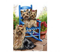 Yorkie Diamond Painting