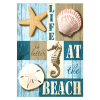 Life is Better at the Beach Diamond Painting