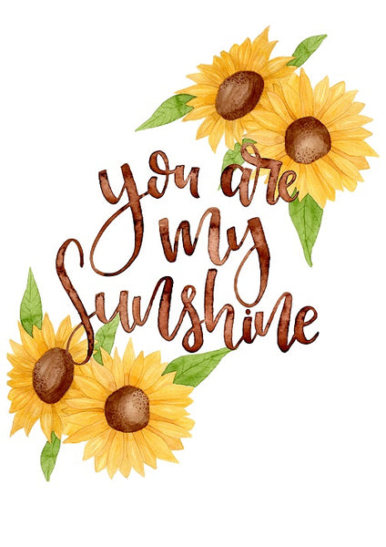 You are my Sunshine Diamond Painting