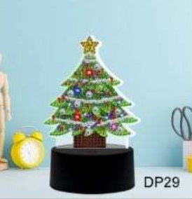 Christmas Tree Lamp