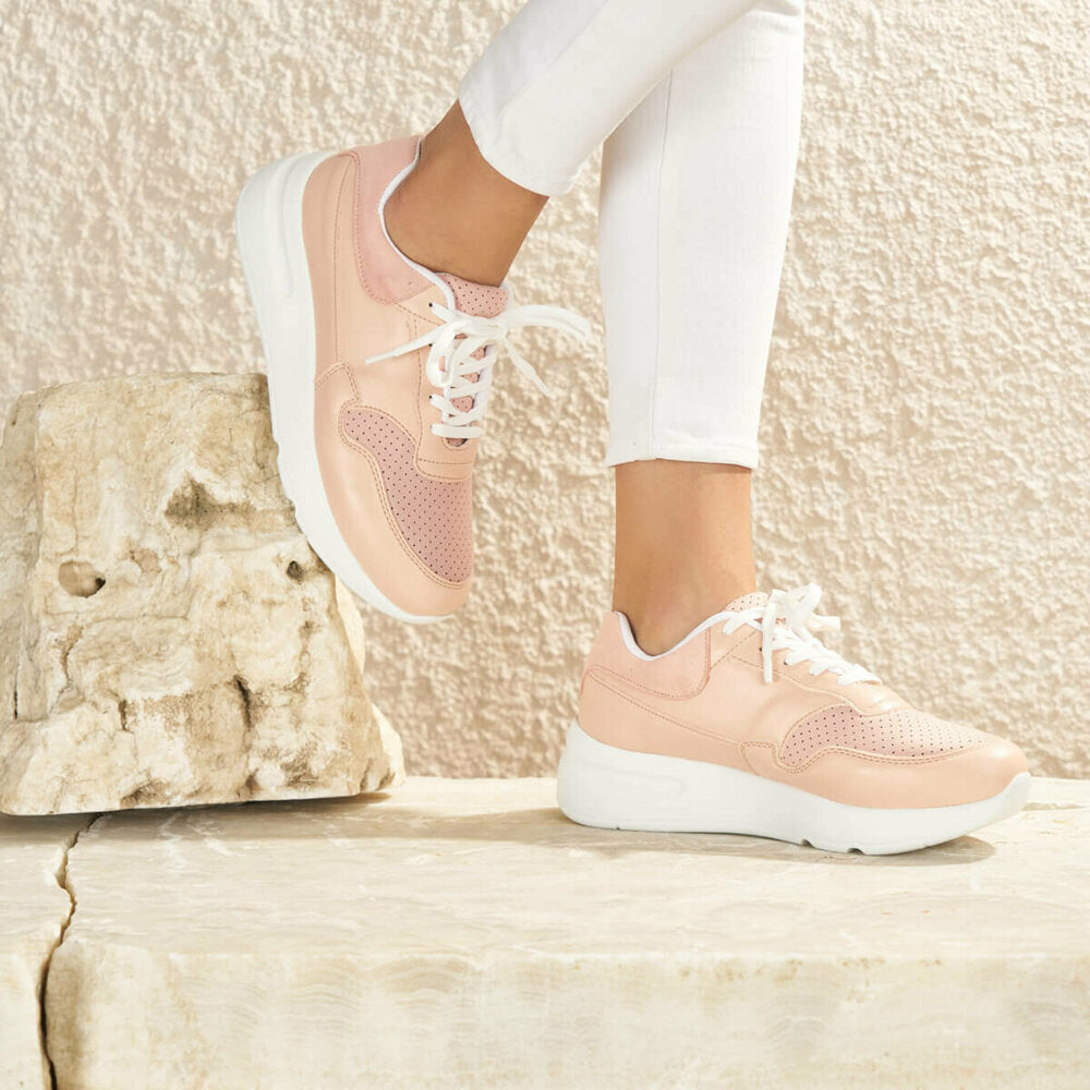 Women's Powder Rose Sneakers