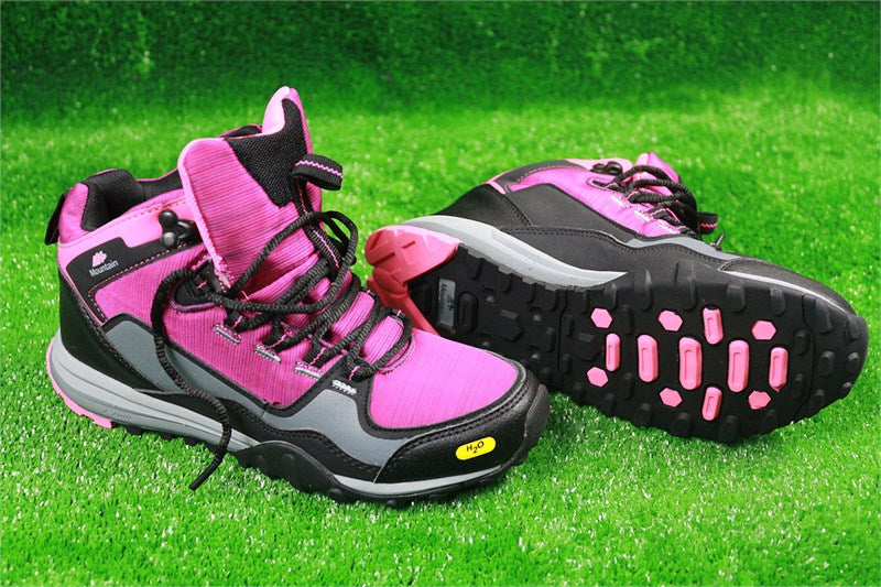 Women's Fuchsia Outdoor Shoes
