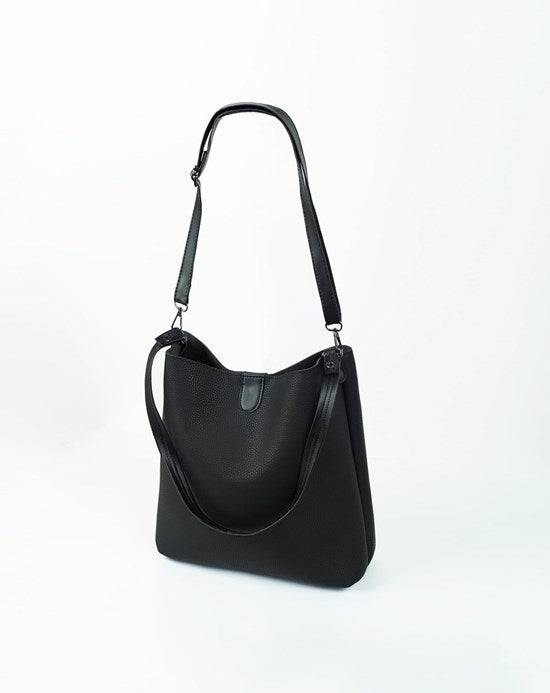 Women's Basic Black Bag