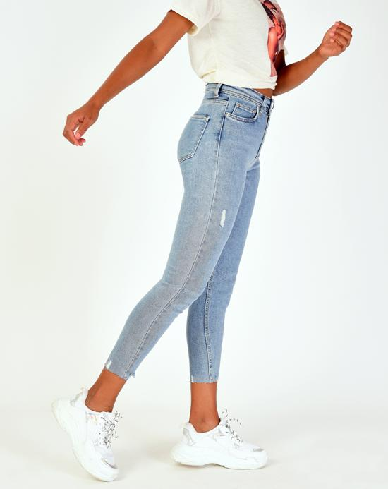 Women's Pocket Basic Jeans