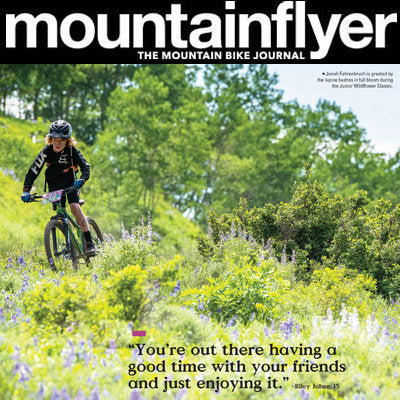 Cool write up in Mountain Flyer about kids adventuring on their Cleary's in Crested Butte
