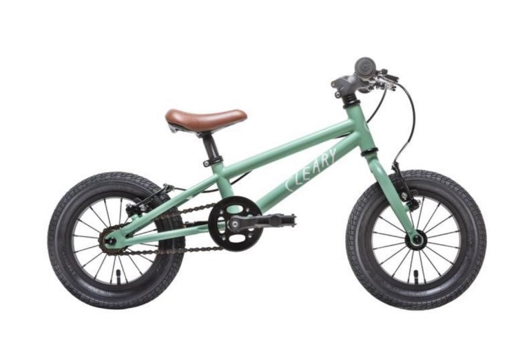 cleary bikes gecko 12 inch kids bike