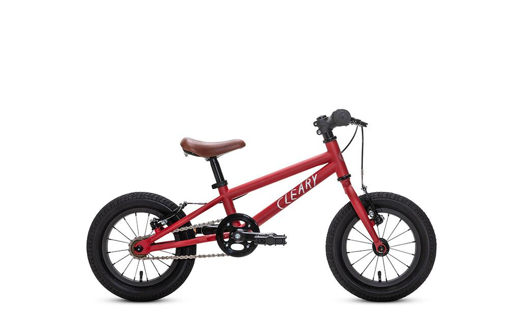 Junior BMX Bicycle  Handlebar Red for 12 inch and 16 inch Bikes