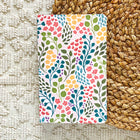 Floral Lined Journal